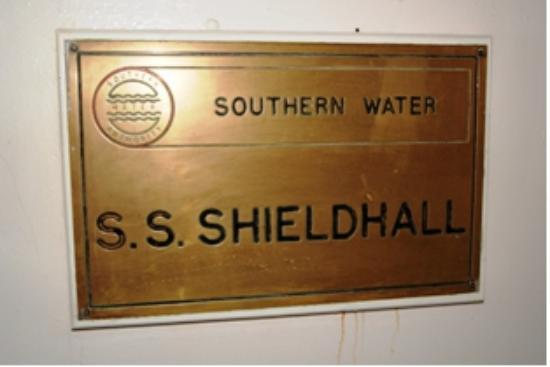 Steamship Shieldhall: Shieldhall
