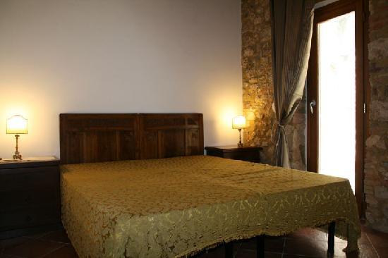 Dago House: camera da letto