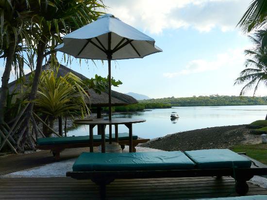Mimpi Resort Menjangan: de la piscine