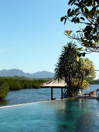 Mimpi Resort Menjangan: du parc