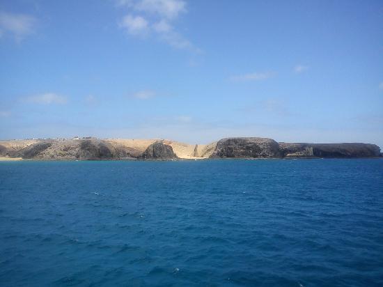 Hotel Club Playa Blanca: Atlantic adventure trip