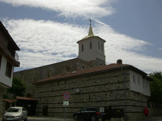 Sol Nessebar Mare: Church in Nessebar Old Town