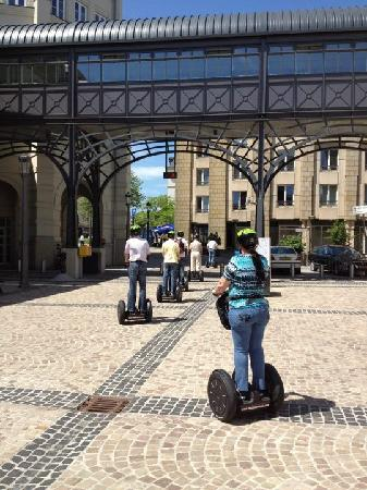 Mobilboard Segway Luxembourg