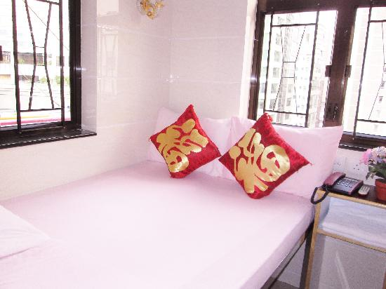 Marco Polo Hostel : Double Bed Room
