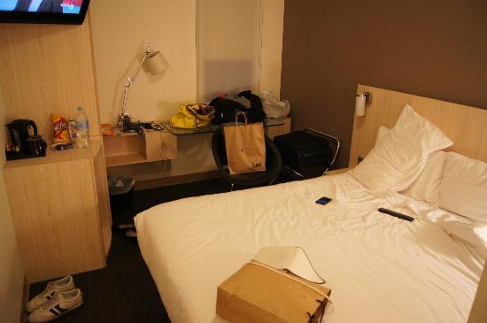 โรงแรมไอบิสซิดนีย์คิงสตรีทวอฟ: 1