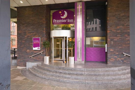 Premier Inn Glasgow City Centre (Charing Cross) Hotel: Premier Inn Glasgow City Centre - Charing Cross