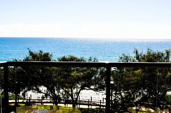 Kacy's Bargara Beach Motel Complex: The view