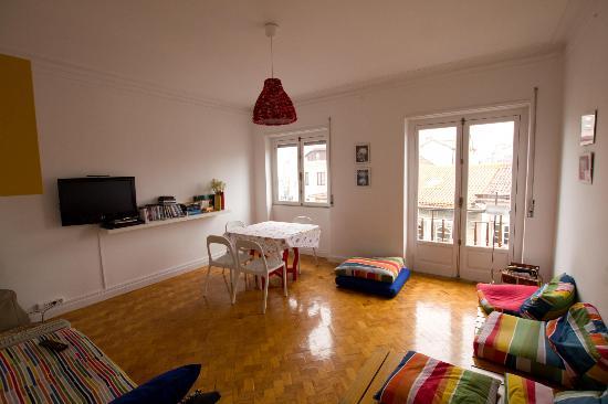 Braga POP Hostel: Common Area