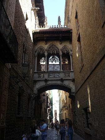 Picture of Gothic Quarter (Barri Gotic), Barcelona - TripAdvisor