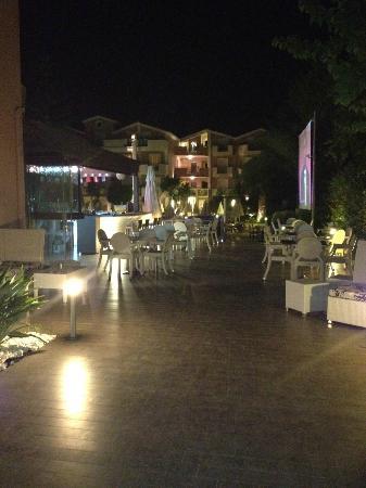 Contessina Hotel: view