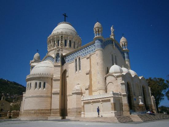 Algieria: Notre-Dame d'Afrique