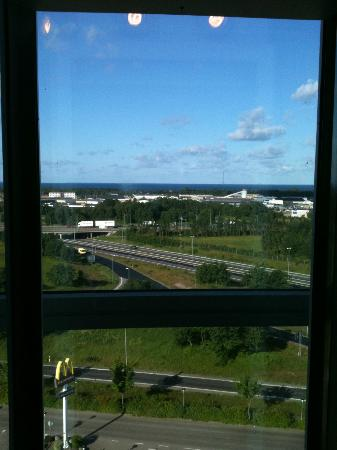 Good Morning Halmstad: View from 12th Floor
