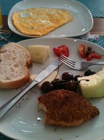 Minel Hotel: Breakfast