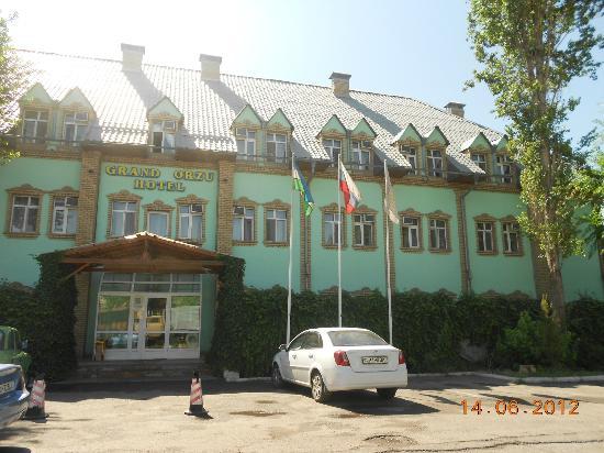 Grand Orzu Hotel: i like it
