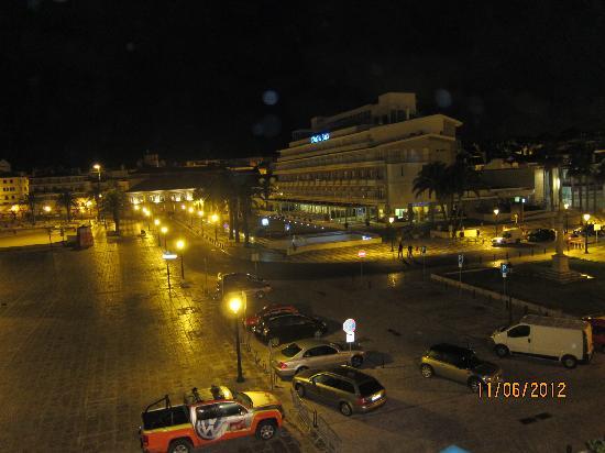 VillaCascais Guesthouse: Ночной вид с балкона