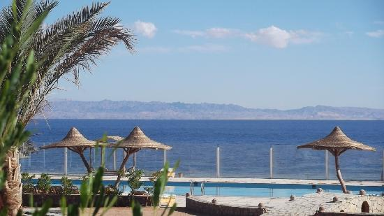 Canyon Estate Dahab Beach Hotel Residence: home view