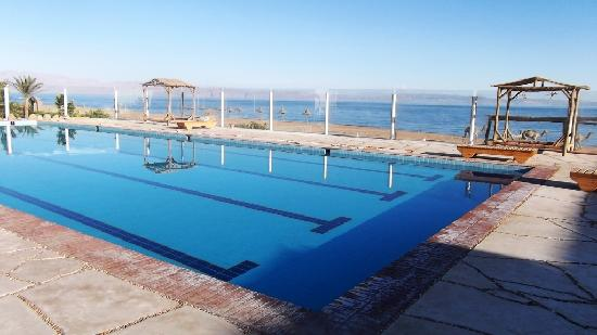 Canyon Estate Dahab Beach Hotel Residence: semi-olimpic swimming pool 25mtX10mt 4 lanes