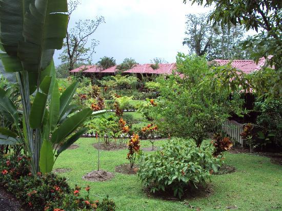 Hotel La Pradera: Jardín