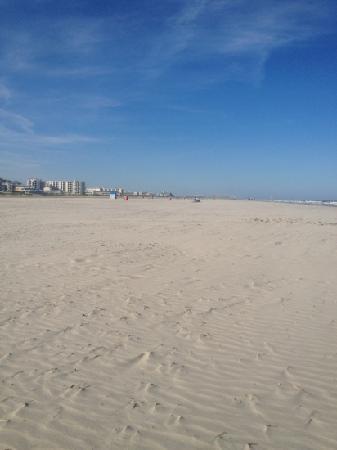 Four Winds: the calm beach 