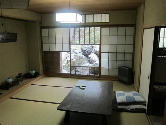 Salon Haraguchi Tenseian : The living room area