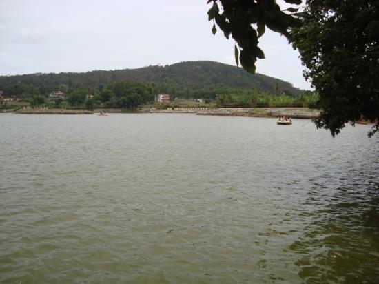 Tamil Nadu, Indien: the lake