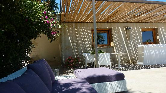 Agriturismo Borgo Alveria: Breakfast area