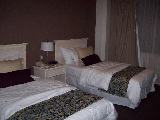 Amerian Buenos Aires Park Hotel : habitación