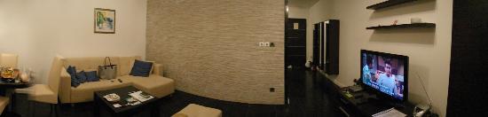 Pervanovo Apartments: living room