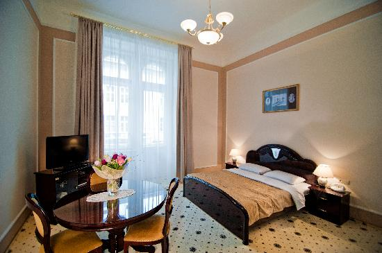 George Hotel: Junior Suite