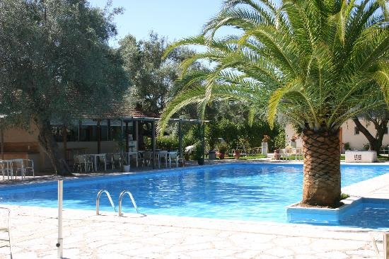 Lygia, Grecia: Quiet Family Run Apartments