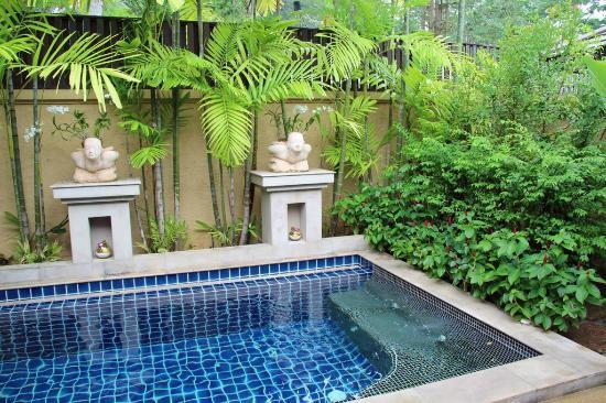 Bo Phut Resort & Spa: privater Pool