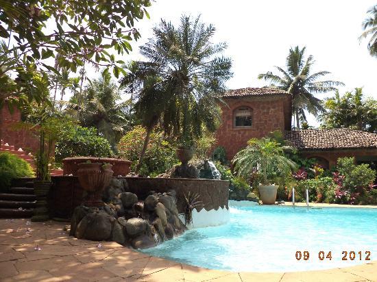 Pousada Tauma: Wunderschöne Hotelanlage