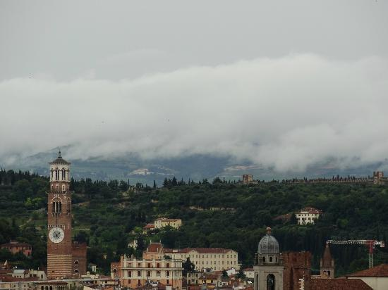 B&B Panorama: View from the roofterrace