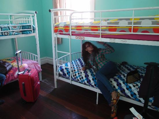 1849 Backpackers Hotel, Albany: the room