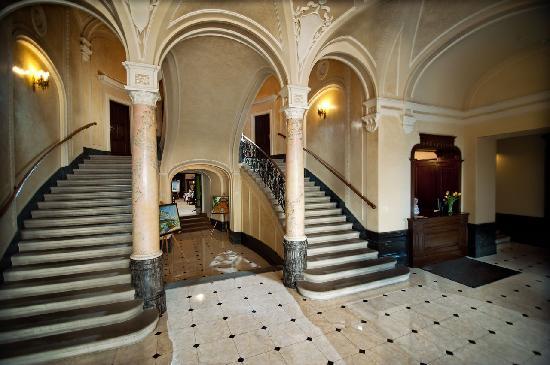 George Hotel: Lobby