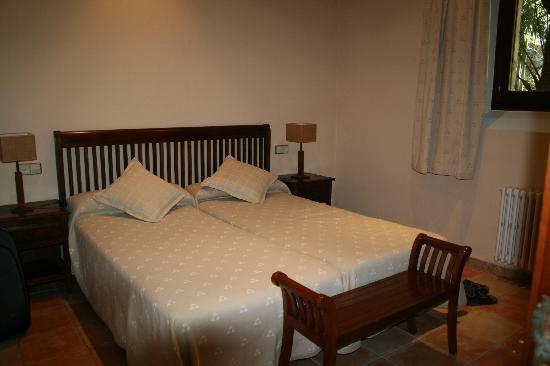 Agroturismo Alfabia Nou: Bedroom