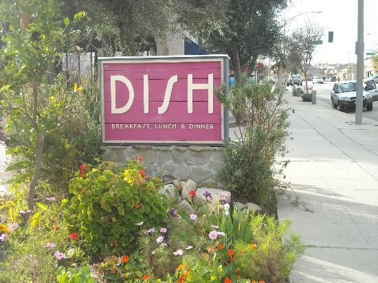 DISH: esterior sign
