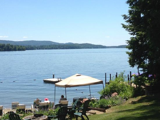 The Juliana: lake views