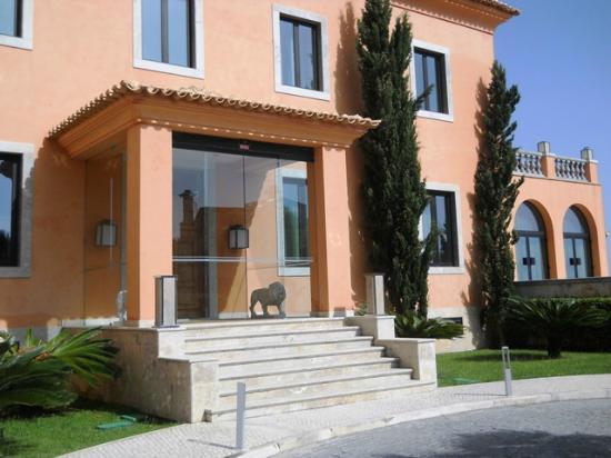 Grande Real Villa Italia Hotel & Spa : Ingresso