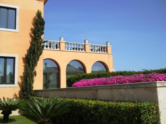 Grande Real Villa Italia Hotel & Spa : Villa Italia dal giardino