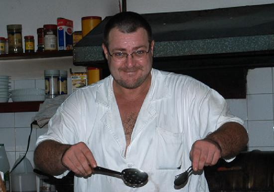 Le Papillon : thomas chef and owner