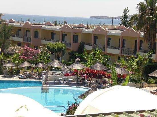 Atrium Palace Thalasso Spa Resort & Villas: View from Room