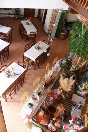Al Calar della Sera: sala colazione