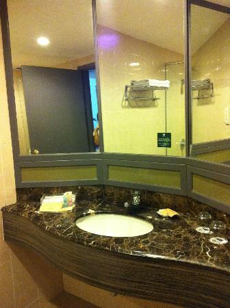 Hotel Armada Petaling Jaya: bathroom
