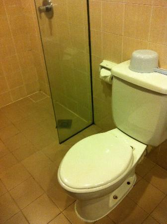 Hotel Armada Petaling Jaya: toilet