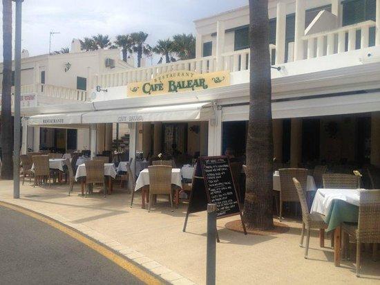 Cafe Balear : Café Balear