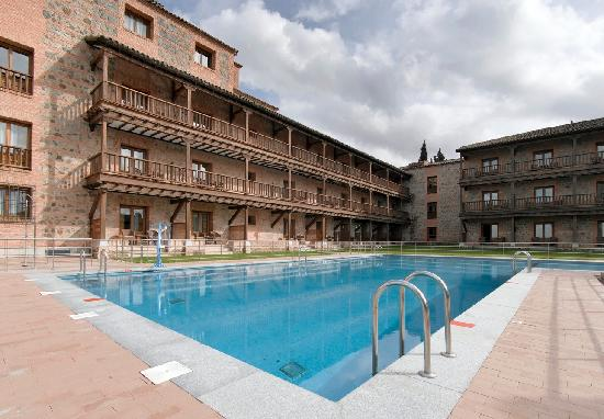 Parador de toledo updated 2017 prices hotel reviews for Hotel toledo piscina
