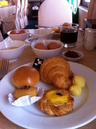 Oscar Saigon Hotel: breakfast