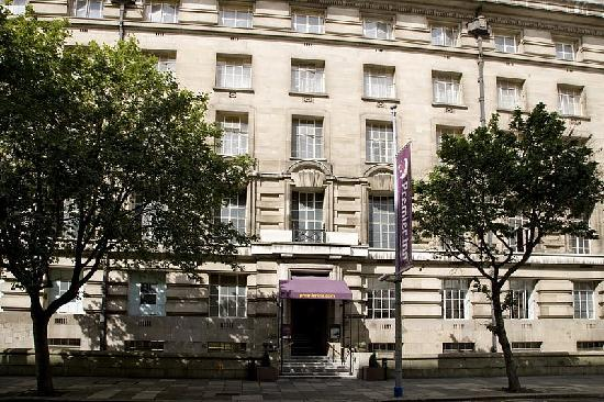 Premier Inn London County Hall Hotel: Premier Inn London County Hall