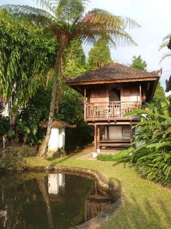 Puri Lumbung Cottages: grenier à riz